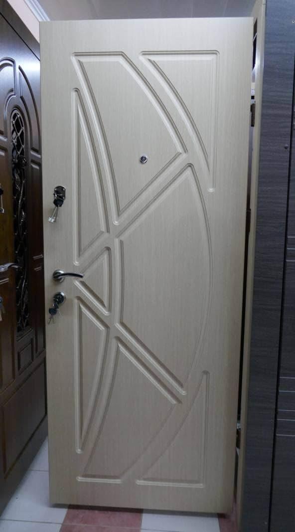 Фото входных дверей серии Бастион Плюс