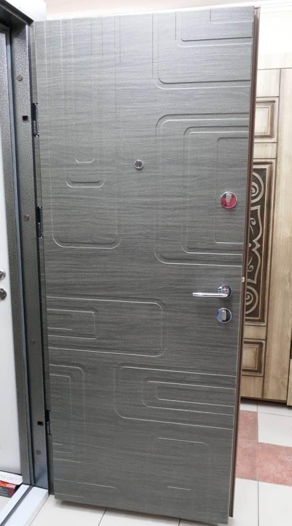 Фото входных дверей серии Милениум Плюс