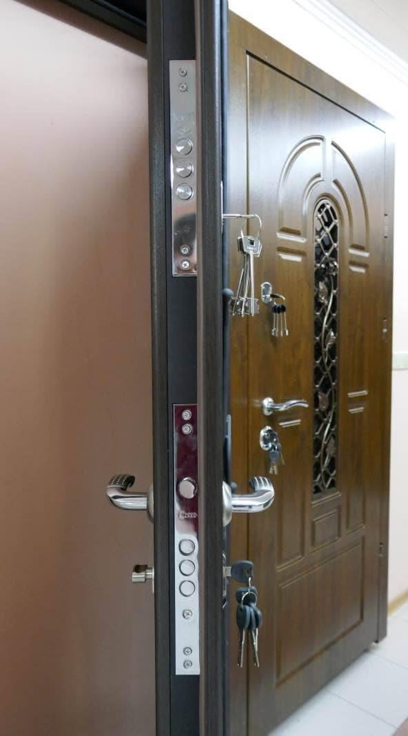 Фото входных дверей серии Премиум Плюс