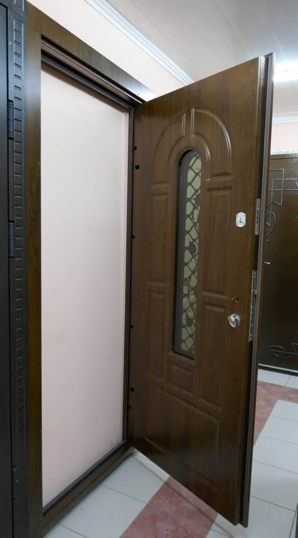 Фото входных дверей серии Стандарт Плюс